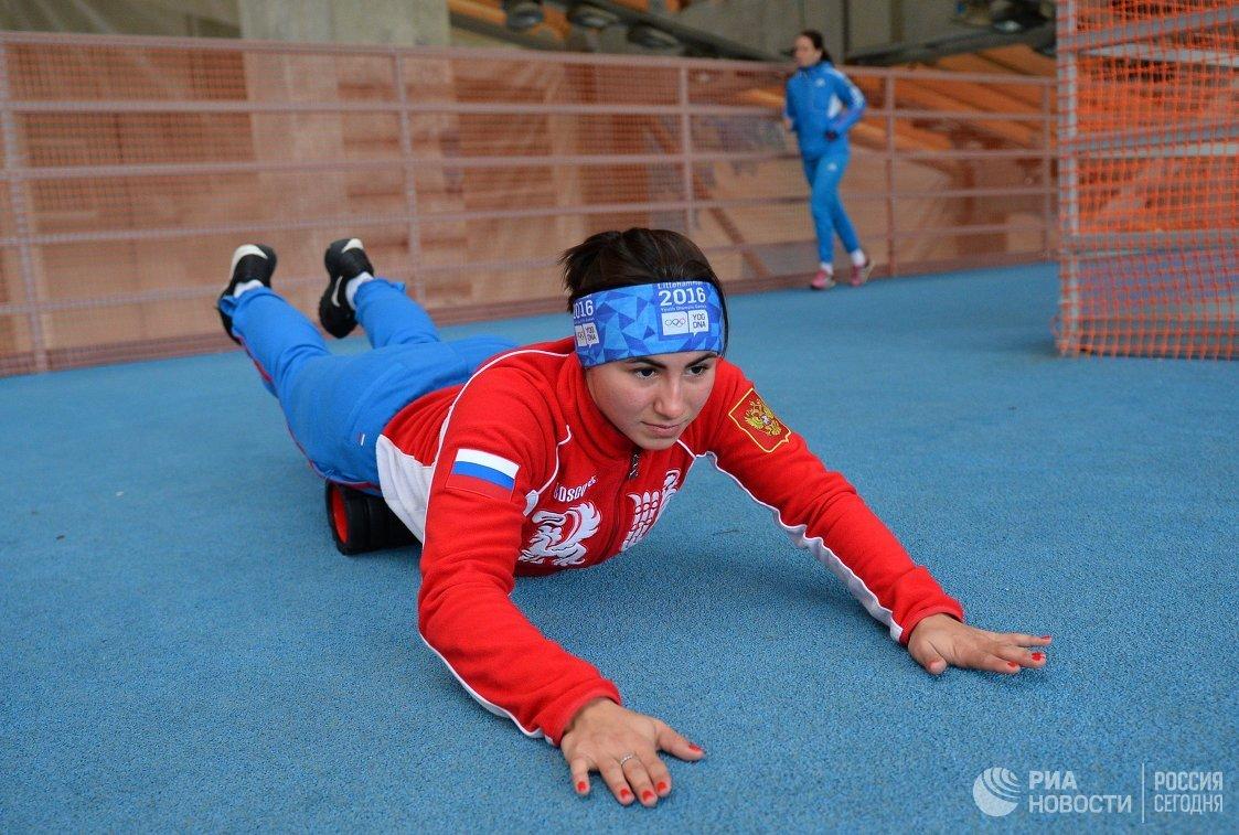 Мария Суровцева