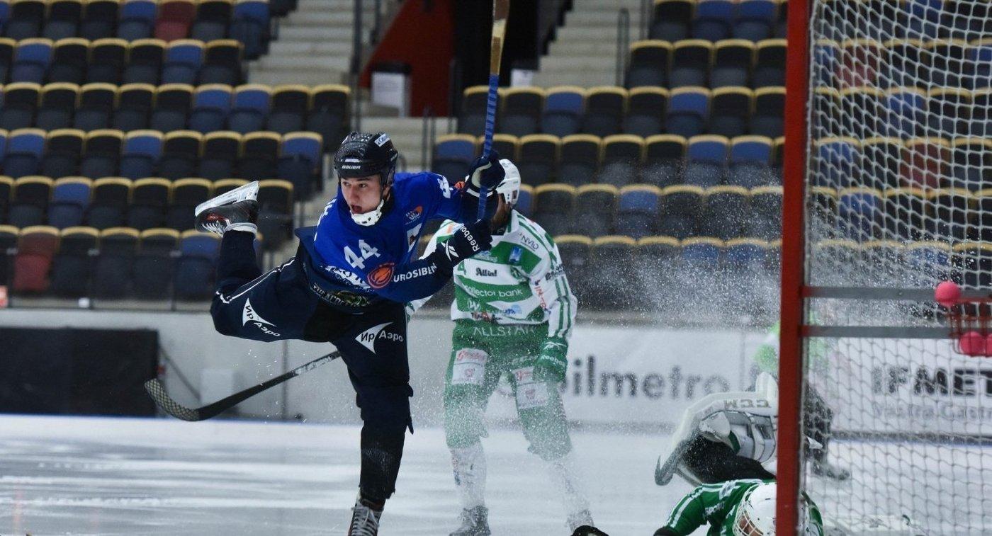 хоккей с мячом байкал энергия сегодня
