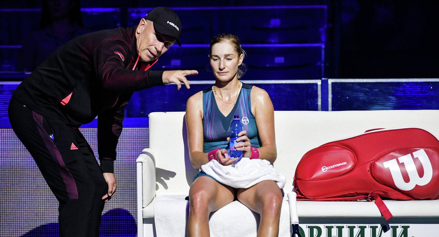 «Надо свыкнуться кпоражениям наранних стадиях своего домашнего турнира»— Екатерина Макарова