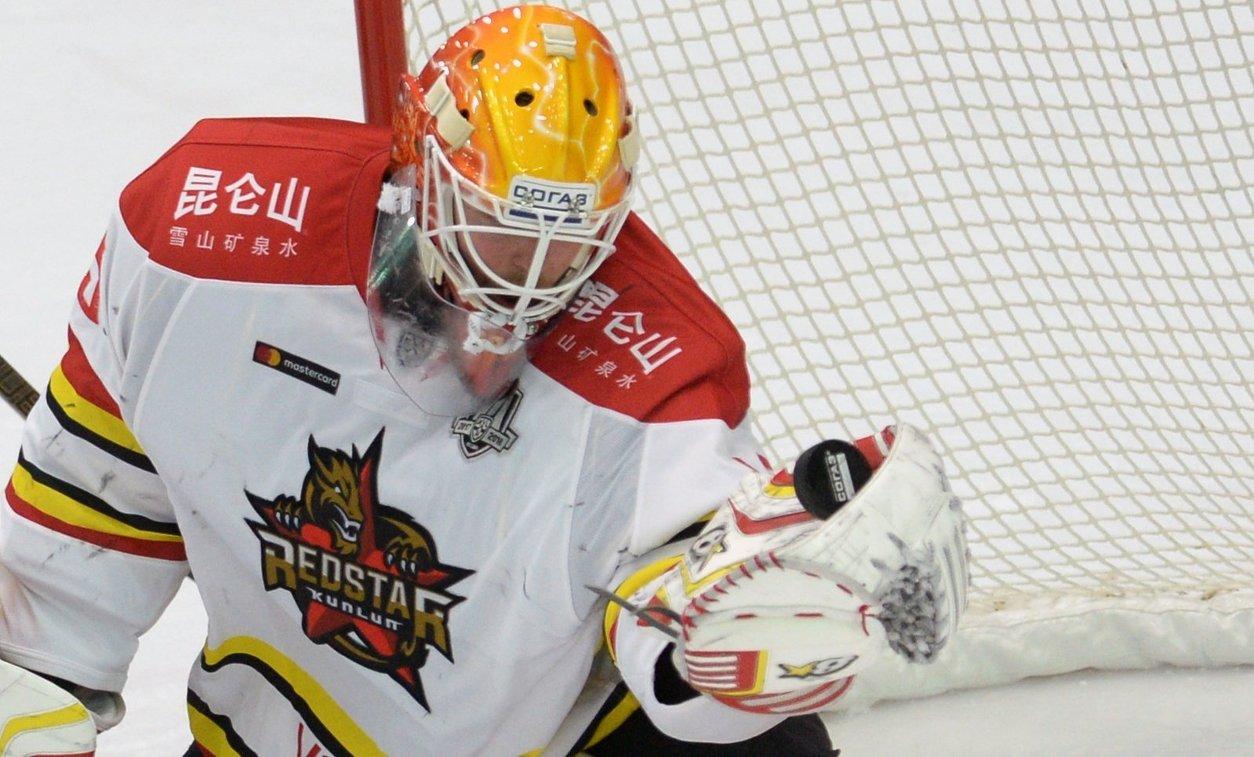 Китайская команда ссухим счётом разгромила «Сибирь»— Хоккей