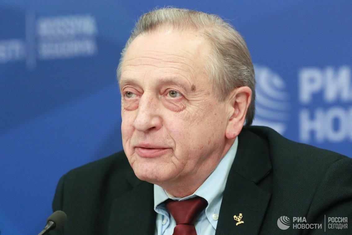 Горшков: на этапе Гран-при в Москве выступит немало одаренных фигуристов