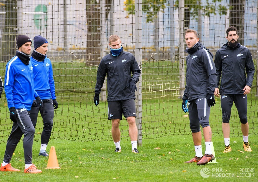 «Лига Ставок»: 95% ставок— на«Зенит» вматче с«Русенборгом» вЛЕ