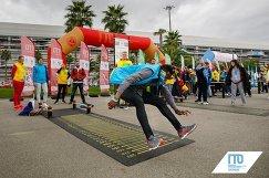 Рекордсменом по прыжкам в длину с места стал нигериец Оби Чидубем Жеральд: его результат – 320 см!