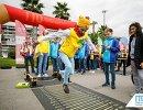 Россия, Индия и Казахстан лидируют в испытаниях ГТО на фестивале в Сочи