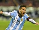 Нападающий сборной Аргентины Лионель Месси