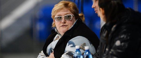 Заслуженный тренер России по фигурному катанию Нина Мозер