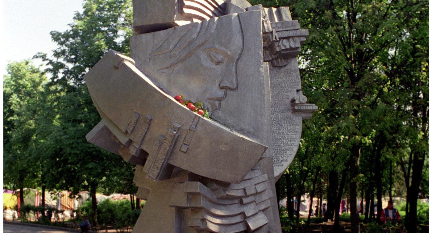 Хоккейный «Спартак» почтил память погибших вдавке болельщиков