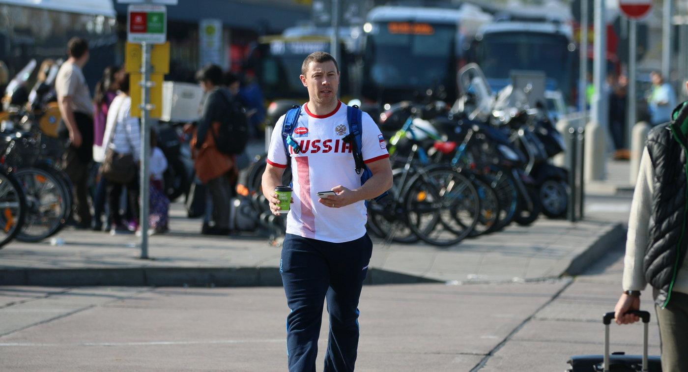 Двукратный чемпион мира по велоспорту на треке Шейн Перкинс