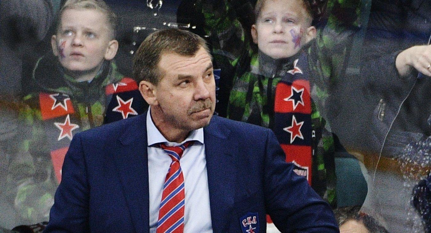Павел Дацюк: СКА настраивался на«Йокерит» особо— это наш ближайший соперник