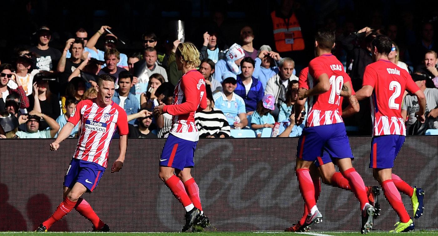 После возвращения Диего Коста забил 1-ый гол иполучил первую красную карточку