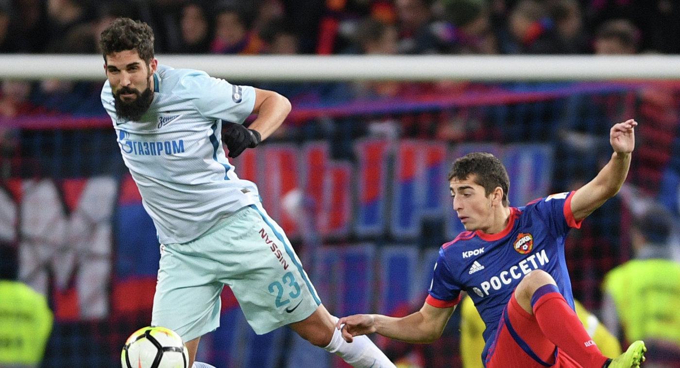 Футболист ЦСКА Гордюшенко перенес операцию и пропустит остаток сезона