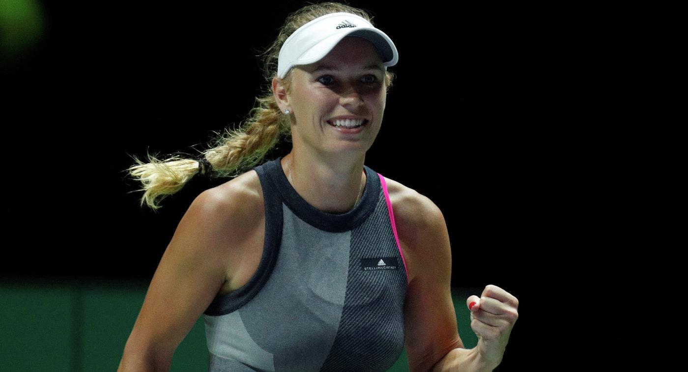 Сайт Кембриджского университета не выдержал потока желающих  Каролина Возняцки одолела Элину Свитолину на итоговом турнире wta в Сингапуре