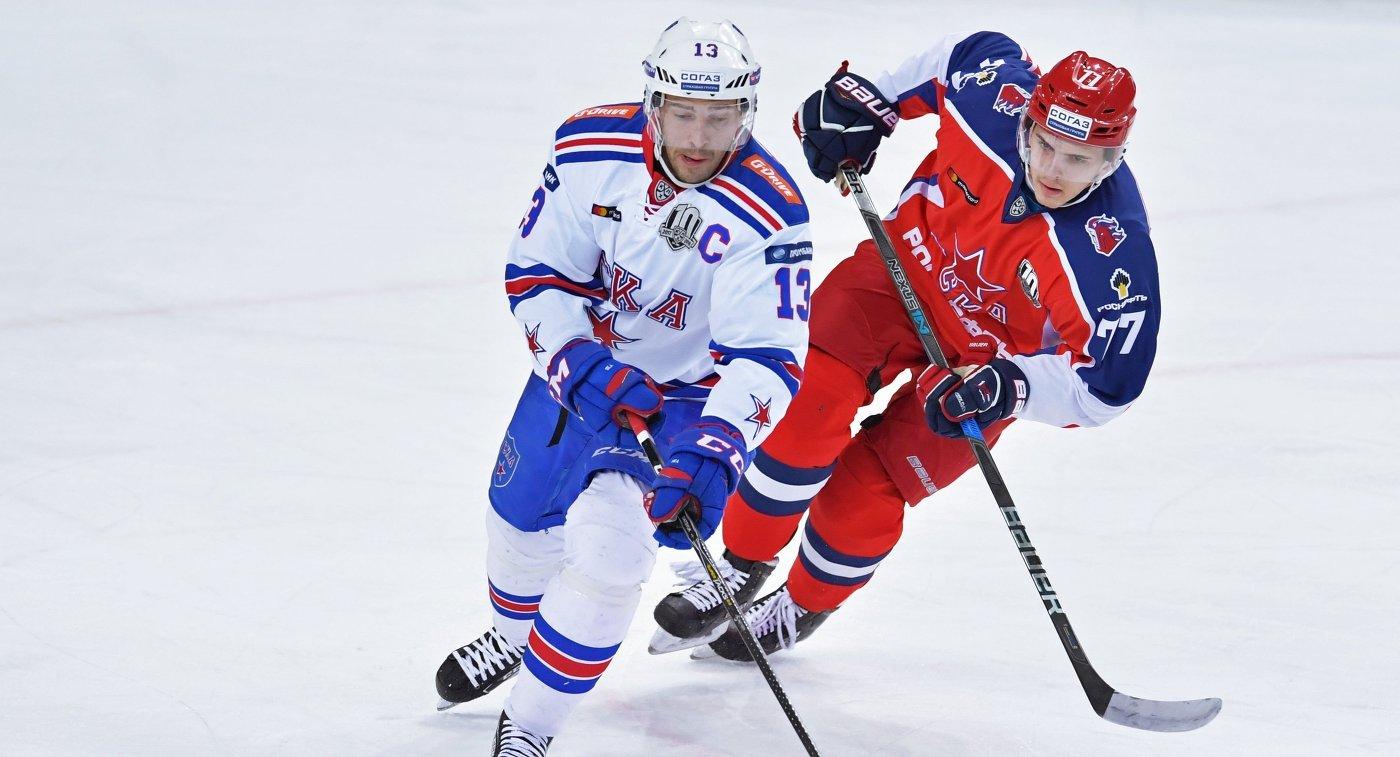 СКА аннулировал часть билетов наполуфинал Кубка Гагарина из-за перекупщиков