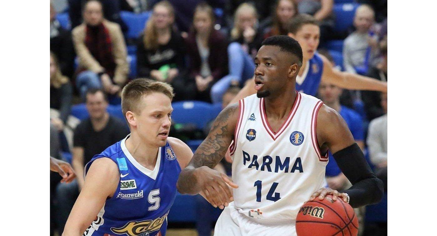 «Парма» одержала первую победу вЕдиной лиге ВТБ