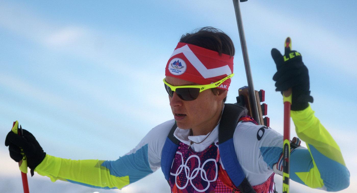 МОК аннулировал результаты биатлонистки Грегорин наОИ