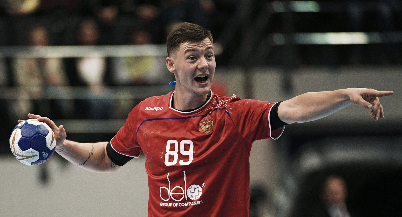 Сборная РФ переиграла команду Люксембурга вотборе ЧМ-2019 погандболу