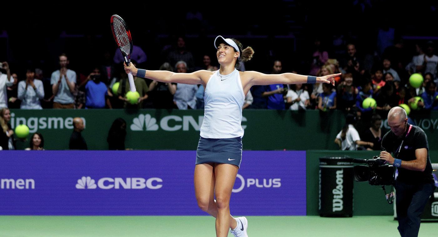 Свитолина завесь сезон непроиграла ниодного матча теннисисткам Топ-3