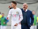 Полузащитник Ахмата и сборной России Антон Швец