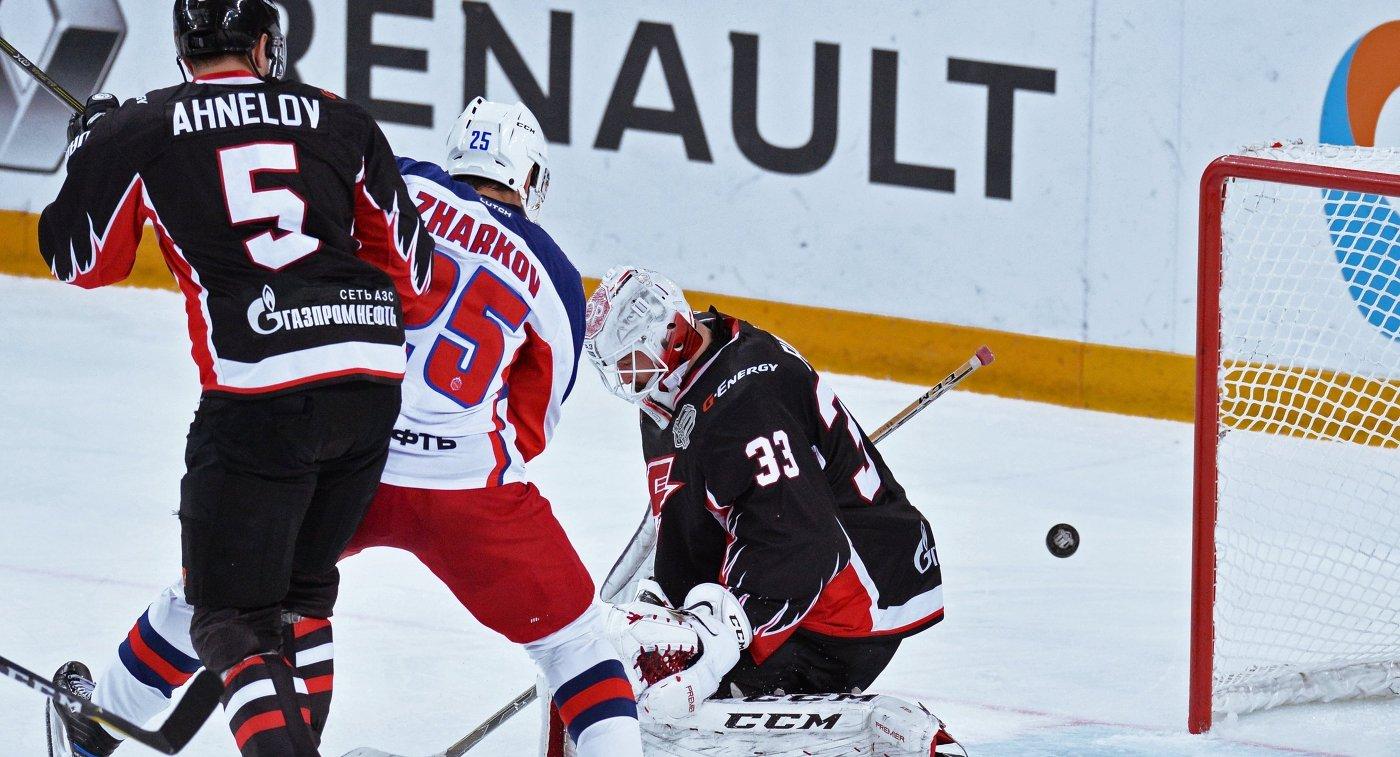 Игра Сегодня Авангард Хоккей