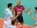Либеро волейбольного клуба Зенит-Казань Алексей Вербов