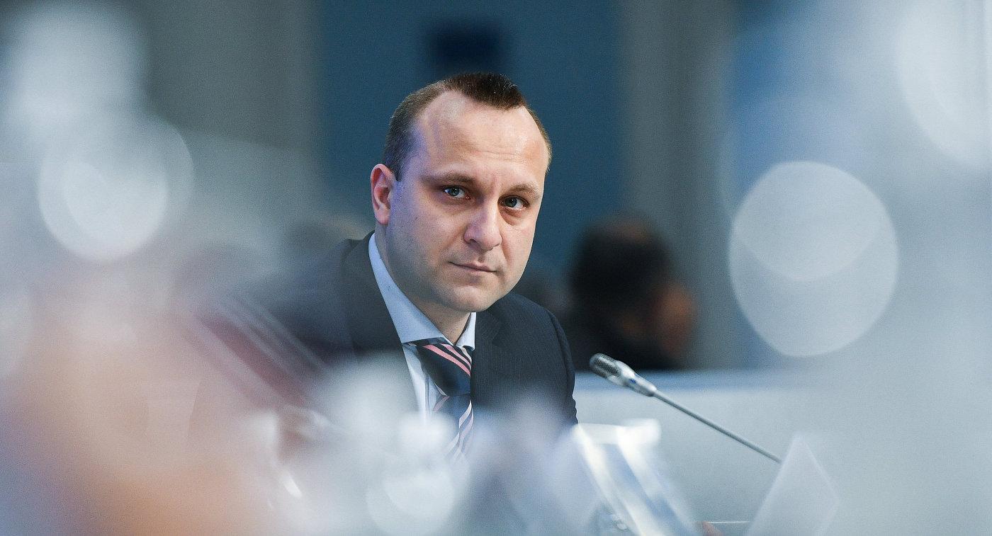 Спортивный юрист Артём Пацев