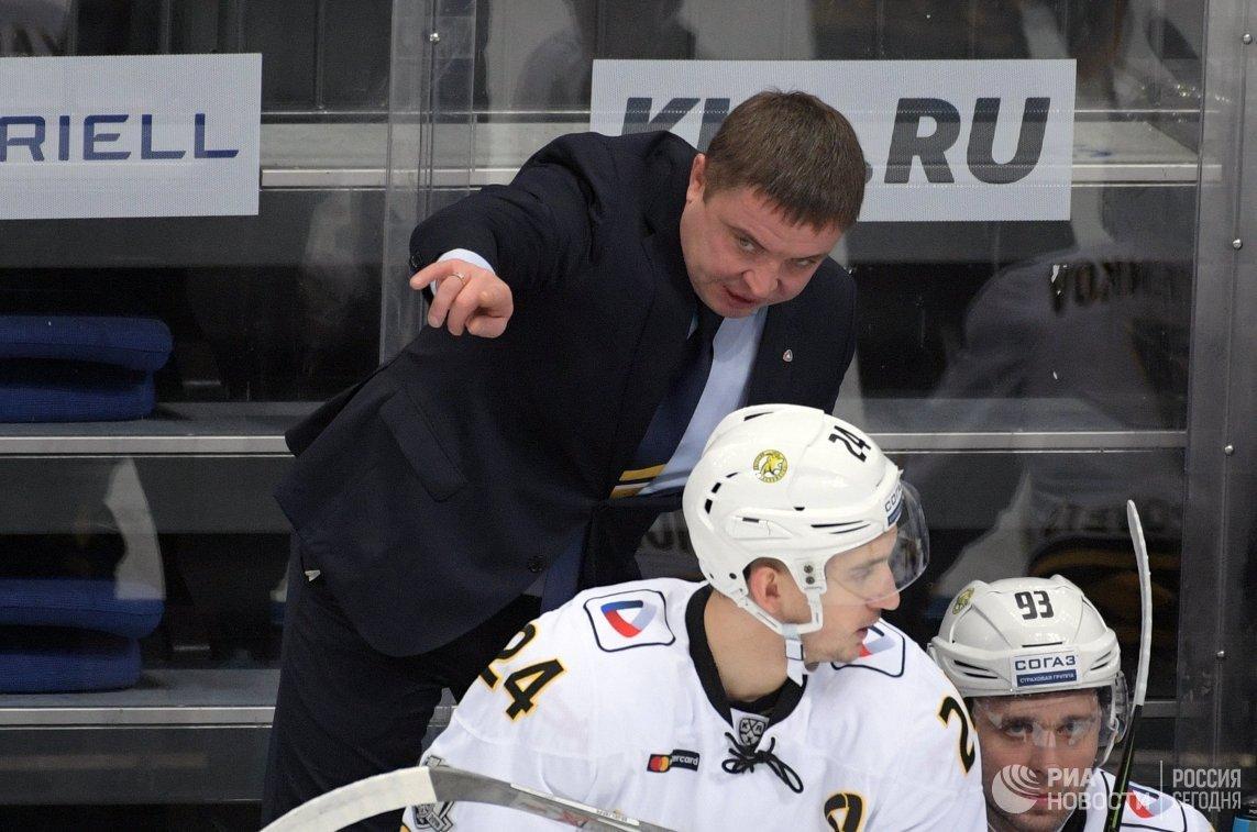«Северсталь» выиграла уминского «Динамо» в главном  матче чемпионата КХЛ