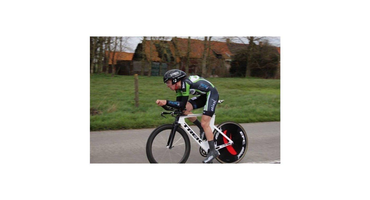 ВБельгии скончался изсамых многообещающих молодых велогонщиков страны
