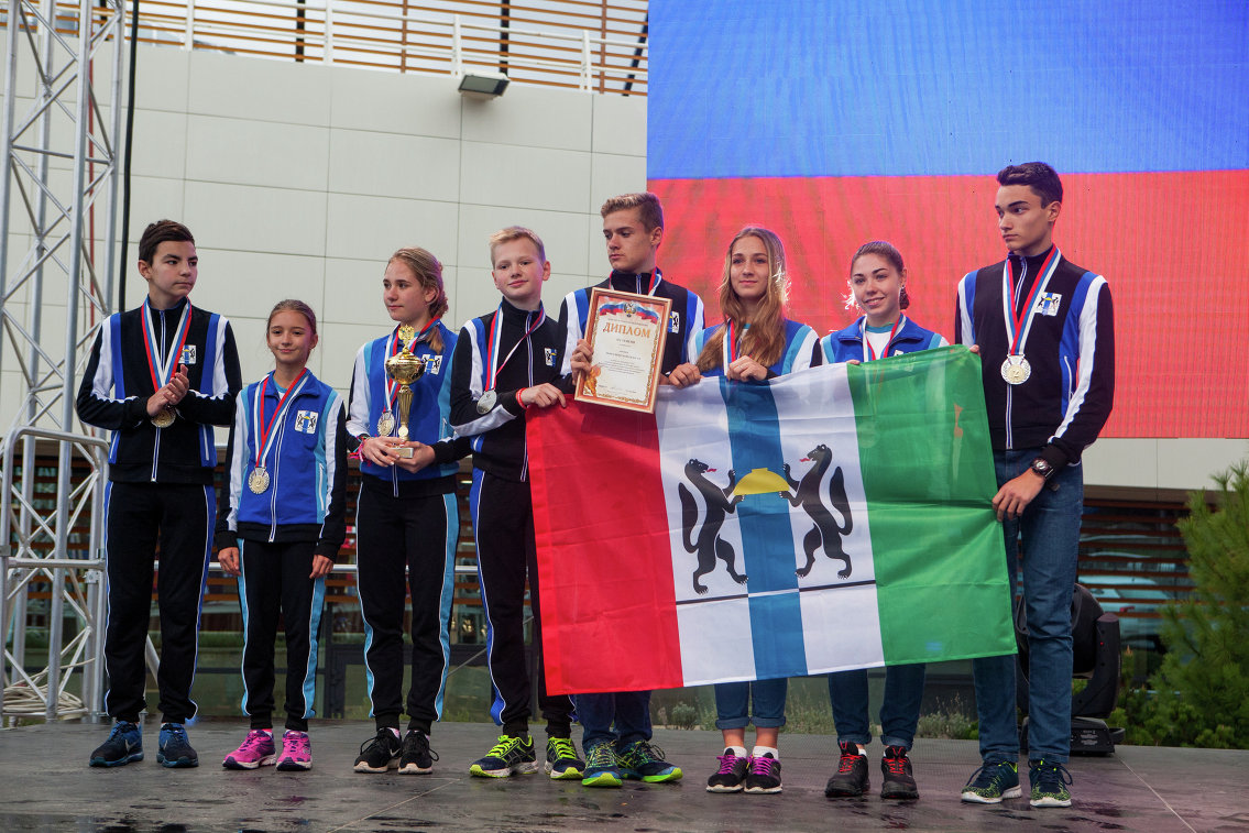 Победителем фестиваля ГТО вКрыму среди школьников стал шестиклассник изСочи