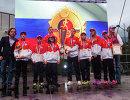 Переходящий Кубок ГТО завоевала команда Удмуртии, приз Р-Спорт - участница из Липецка