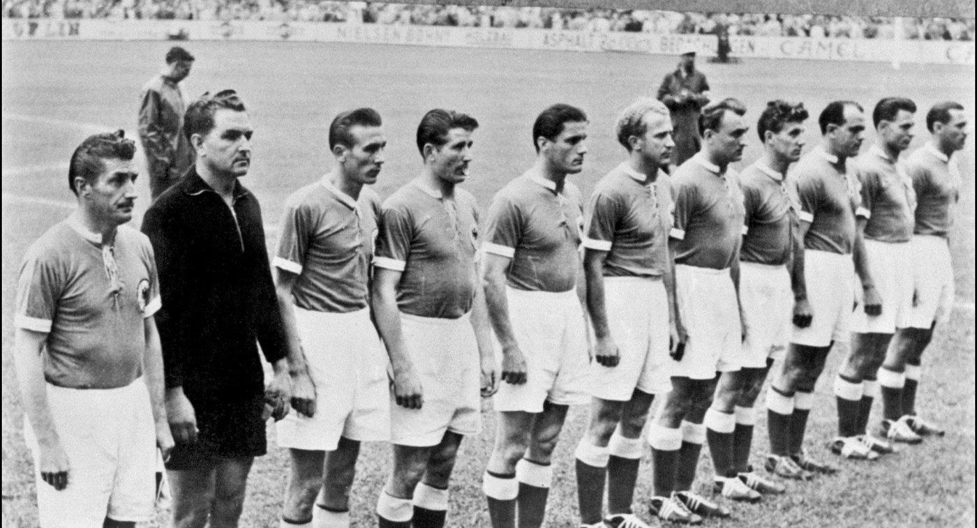 Ввозрасте 90 лет скончался чемпион мира 1954 года Ханс Шефер