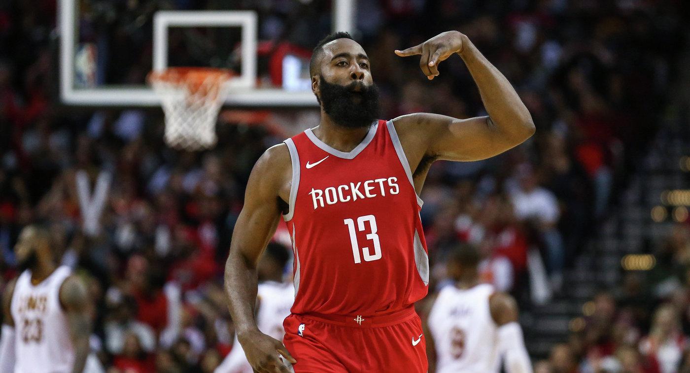 """""""Хьюстон"""" обыграл """"Чикаго"""" в матче регулярного чемпионата НБА"""