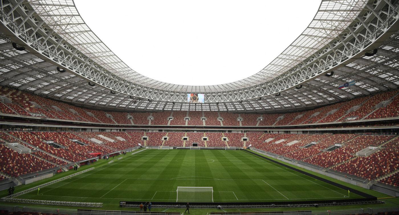 Около 3 тыс. служащих Росгвардии обеспечат порядок вовремя матча Российская Федерация - Аргентина