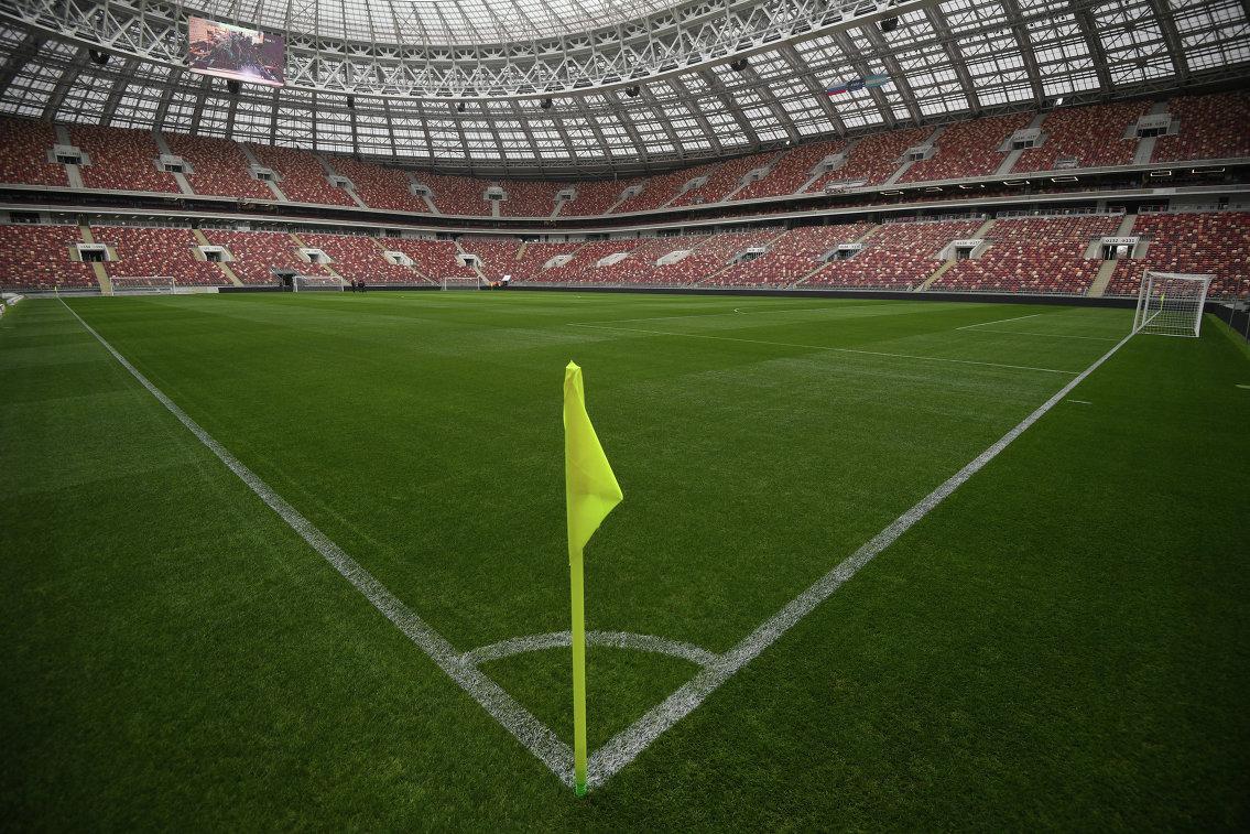 Аргентина: RTпроведёт видеоэкскурсию постадиону «Лужники» перед матчем Российская Федерация