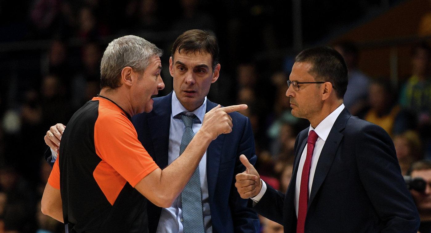 «Химки» обыграли «Басконию» вматче баскетбольной Евролиги, Швед набрал 20 очков