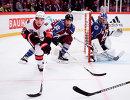 Нападающий клуба НХЛ Колорадо Эвеланш Наиль Якупов (№64)