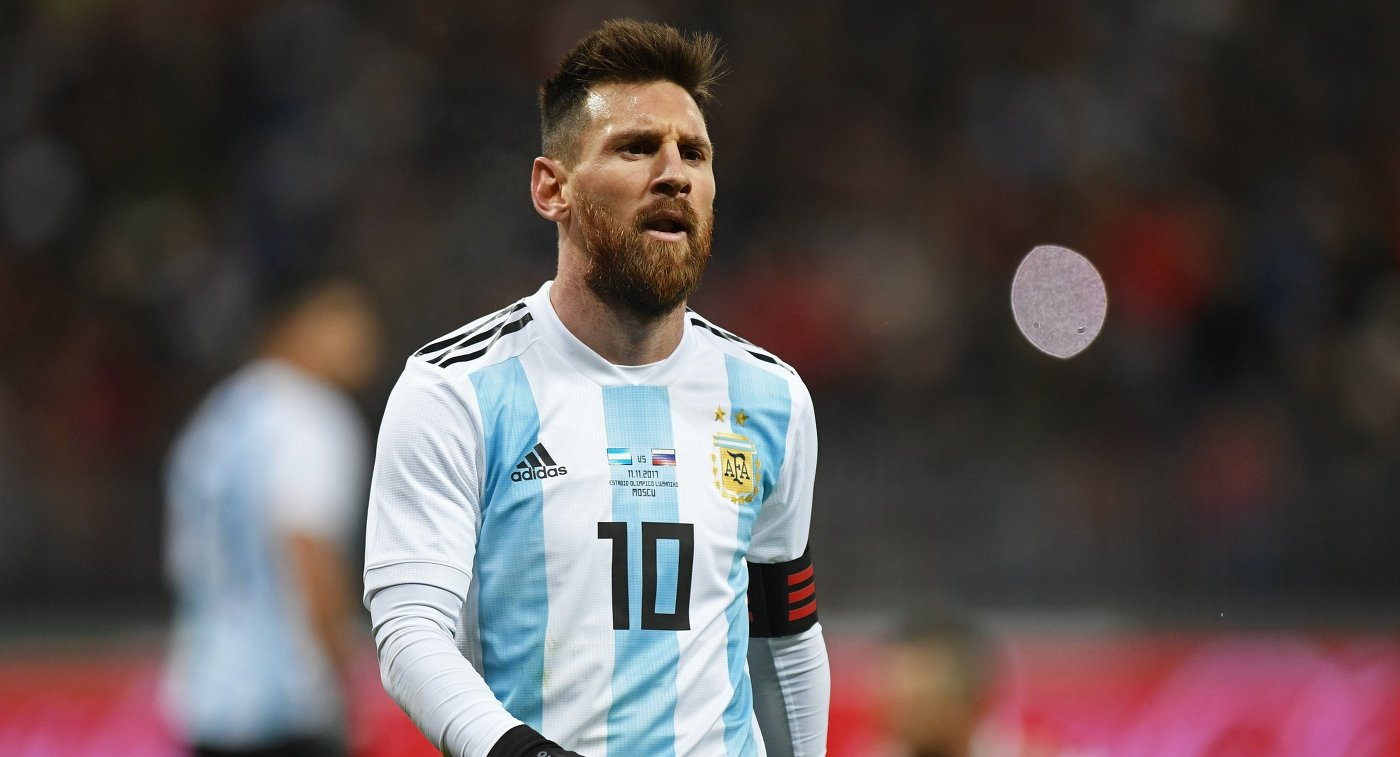 Сборная РФ проиграла Аргентине впервом матче вобновлённых «Лужниках»
