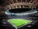 Игровой момент матча Россия - Аргентина
