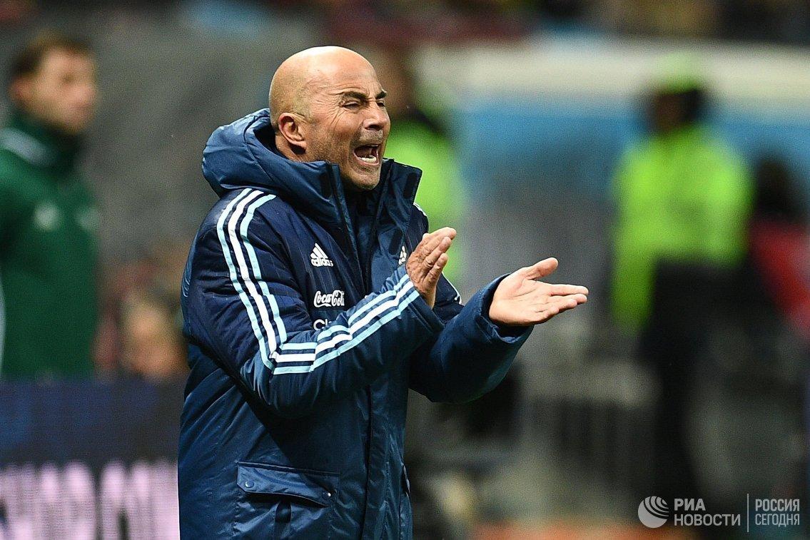Сампаоли: вызванные в сборную Аргентины больше подходят под наш стиль игры