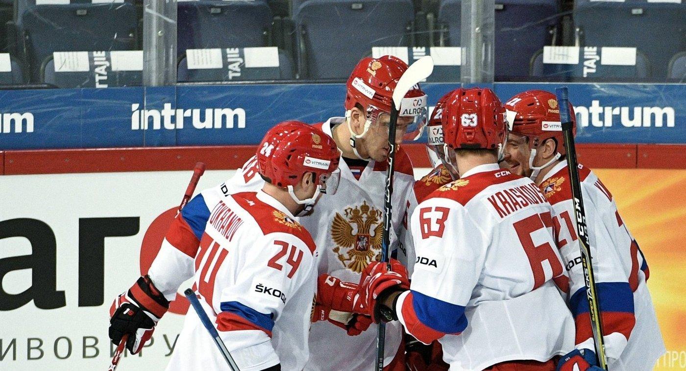 Сборная Российской Федерации похоккею заняла 2-ое место наКубке Карьяла