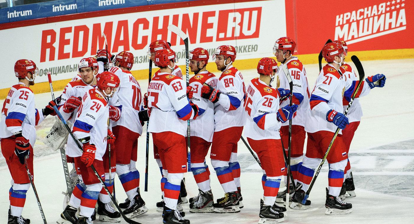 Федерация хоккея республики Белоруссии поддержала РФ ввопросе участия вОлимпиаде