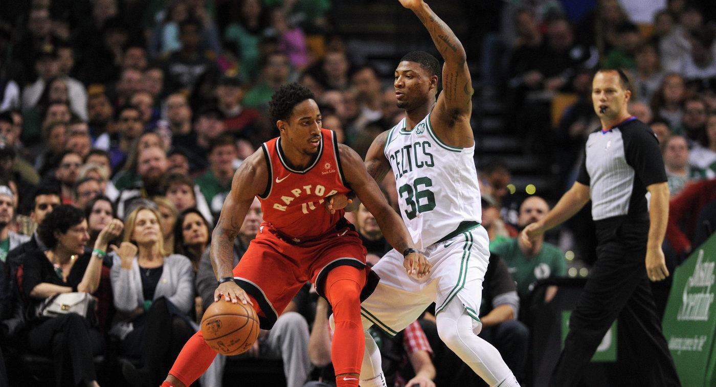 Как сыграют Бостон и Торонто На что делать ставки на НБА 16 Ноября 2018