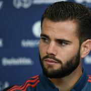 Защитник сборной Испании по футболу Начо