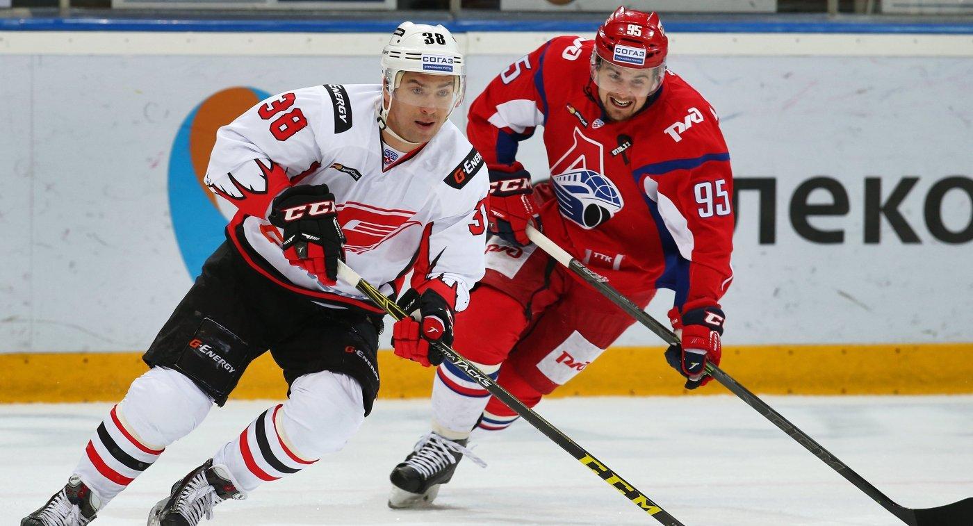 Хоккейный «Локомотив» объявил оподписании новых хоккеистов
