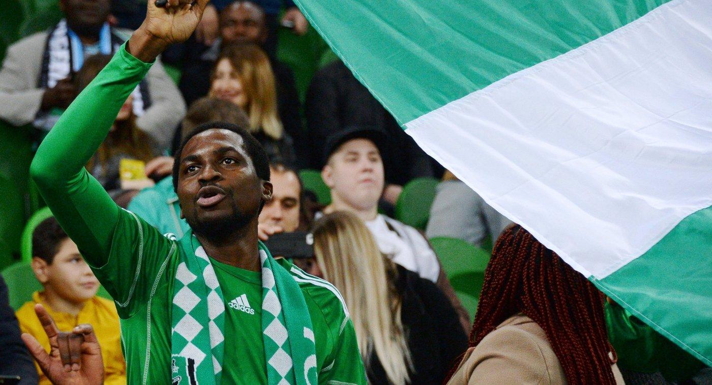 Нигерия впервые будет представлена назимних Олимпийских играх