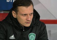 Исполняющий обязанности главного тренера ФК Ахмат Михаил Галактионов