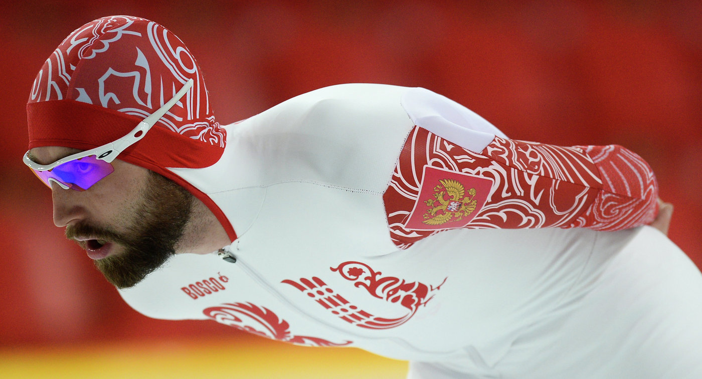 Северянин Александр Румянцев установил новый рекорд Российской Федерации