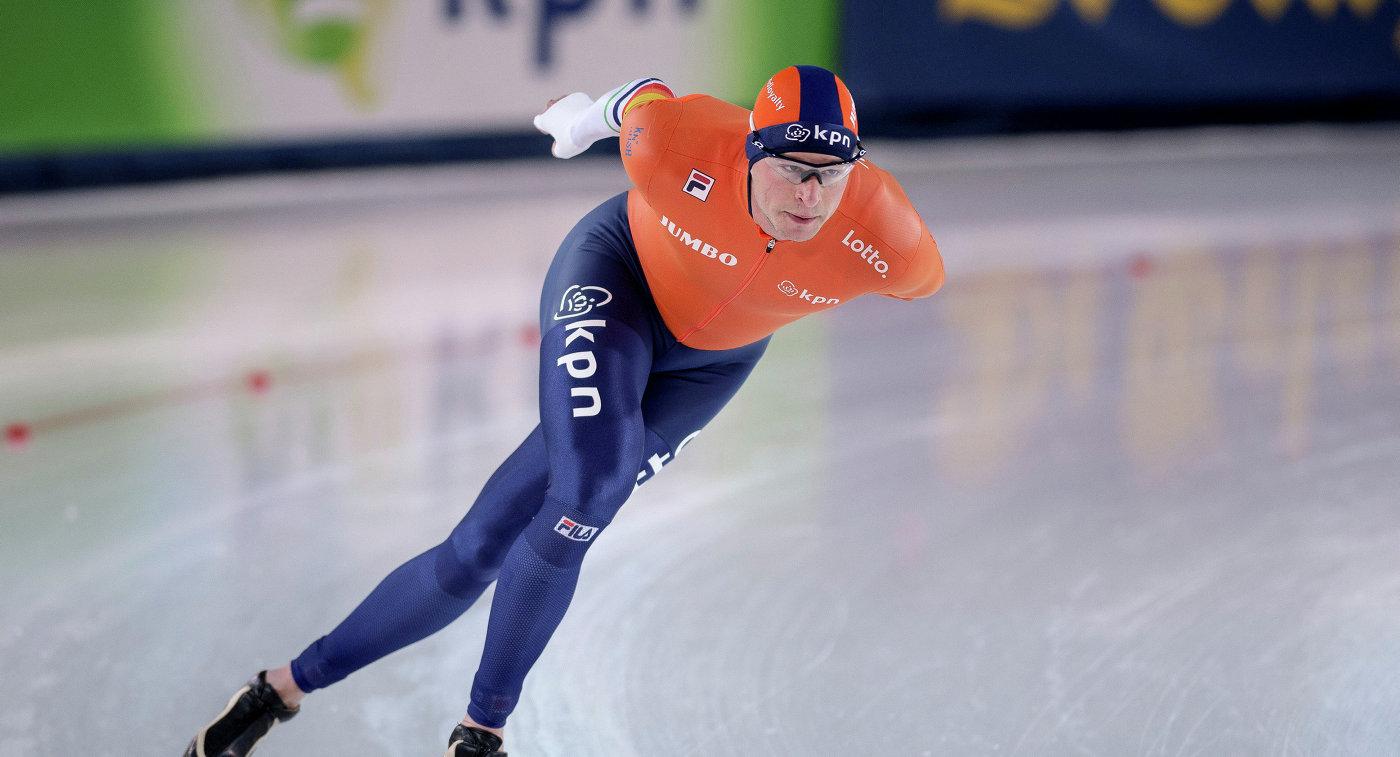 Канадцы срекордом мира выиграли командный спринт вСтавангере, жители России - 4-е