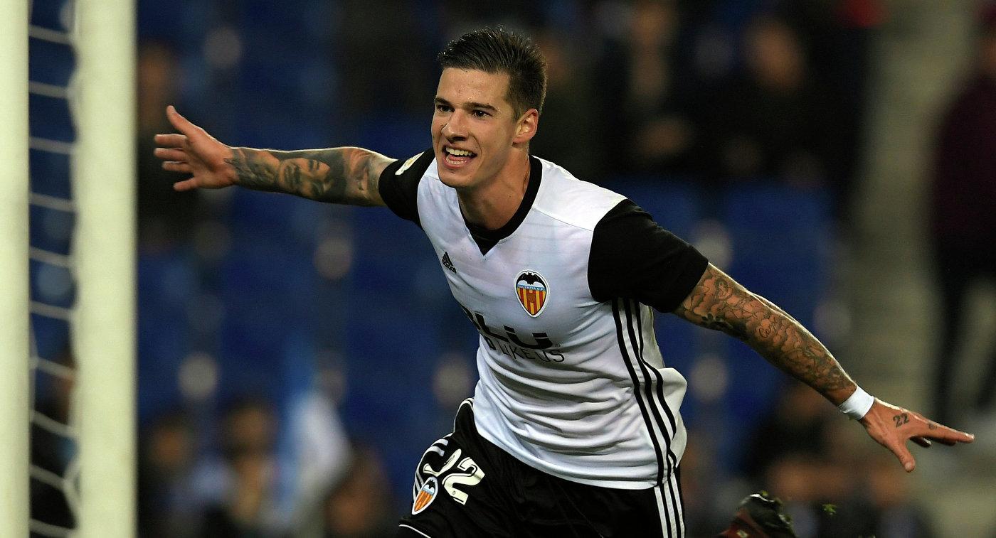 «Валенсия» выиграла 8-ой матч кряду иустановила клубный рекорд