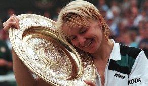 Чешская теннисистка Яна Новотна