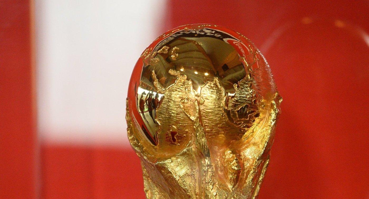 ВТаджикистан впервый раз привезут Кубок Чемпионата мира FIFA
